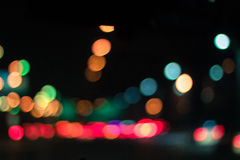 At night Stock Photography