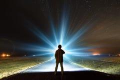 Night light Iceland