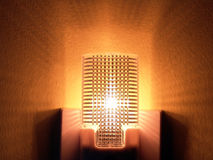 Night Light with Sensor Royalty Free Stock Photos
