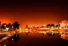 Night lighting Stock Images