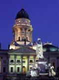 Night lights Berlin Royalty Free Stock Photos