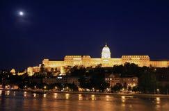 Night lights in Budapest Stock Photos