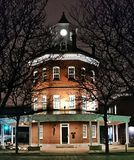 Night lights. Royalty Free Stock Photo