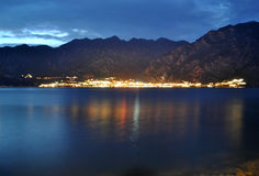 A night in Limone Royalty Free Stock Images