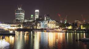 Night london Stock Photo