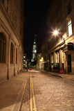 Night London, UK Stock Photography