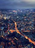 Night London, UK Royalty Free Stock Image