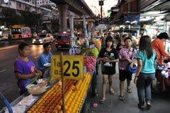 Night Market Royalty Free Stock Photos