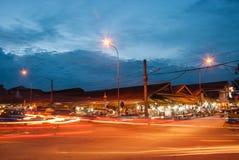 Night market Cambodia Royalty Free Stock Images