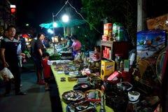 Night market Stock Image