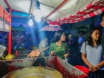 Night Market in the Philippines