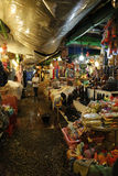 Night market in Siem Reap, Cambodia Stock Photos
