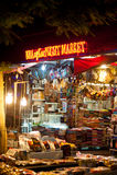 Night market in Siem Reap, Cambodia Stock Photo