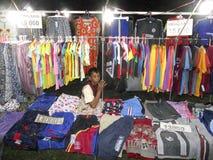 Night market Royalty Free Stock Images