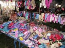 Night market Royalty Free Stock Image