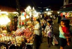 Night market THAI Stock Images
