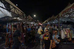 Night market Stock Photography