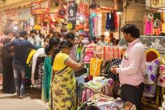 Night market, Varanasi Royalty Free Stock Photo