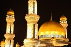 Night Mosque Stock Photos