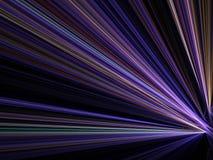 Night motion blur vector illustration