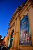 Night of Museums in Bucharest - Bellu Museum Stock Image