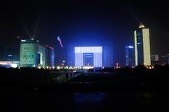 The night Stock Image