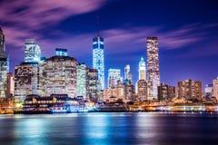 Night panorama Royalty Free Stock Photo