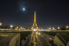Night in Paris - France Royalty Free Stock Photo