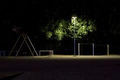 Night Park Royalty Free Stock Image