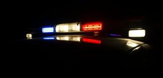 Night patrol Royalty Free Stock Images