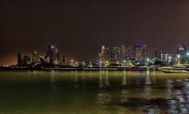 Night Pattaya Stock Photography