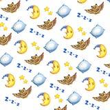 Night pattern Royalty Free Stock Photography