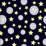 Night Pattern Stock Photo