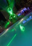 night pool Στοκ εικόνες με δικαίωμα ελεύθερης χρήσης