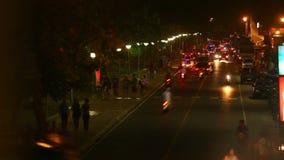 night rain snow traffic φιλμ μικρού μήκους