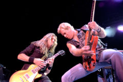 Night Ranger Royalty Free Stock Photos