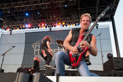 Night Ranger Stock Image