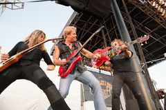 Night Ranger Royalty Free Stock Photo