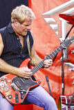 Night Ranger Guitarist Brad Gillis Stock Photography