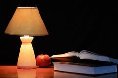 Night Reading Stock Photos