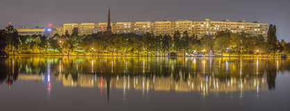 Night Reflections Stock Photography