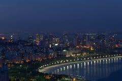 Night Rio de Janeiro Royalty Free Stock Image