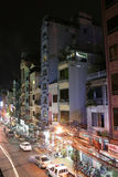 Night Saigon Stock Photography