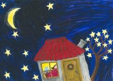 Night scene Royalty Free Stock Image