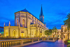 Night Scene of CHIJMES, Singapore Stock Photos