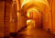 Night scene in city Royalty Free Stock Image