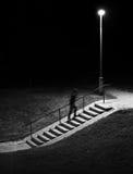 Night scene. Stock Image