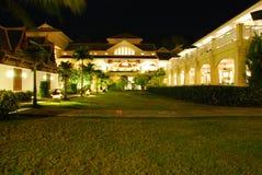 Night scene landscape in thailand Stock Photos