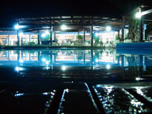 Night scene Stock Images