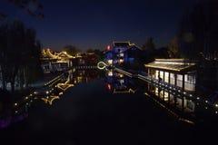 Night scenery Stock Photos
